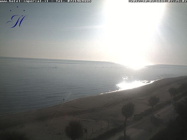 Webcam meteo Marotta