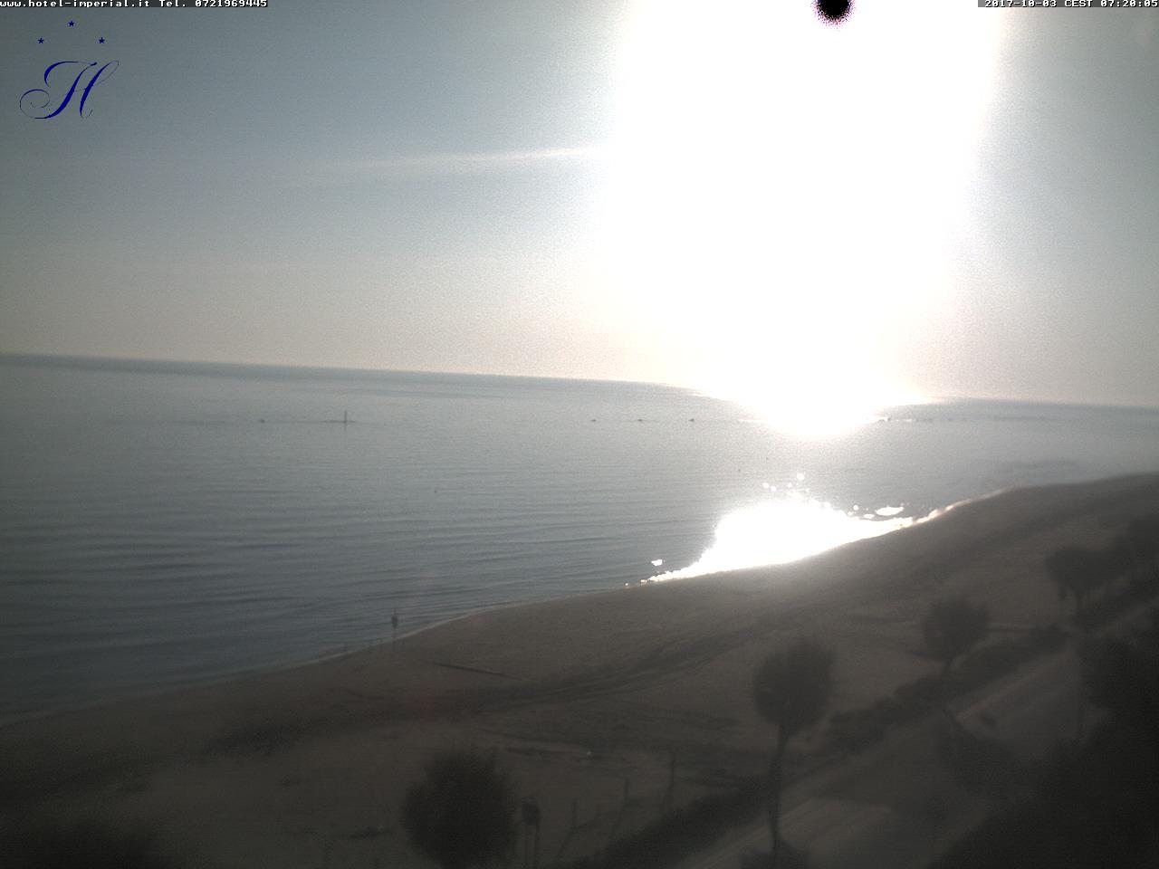Webcam Marotta-Senigallia-Ancona
